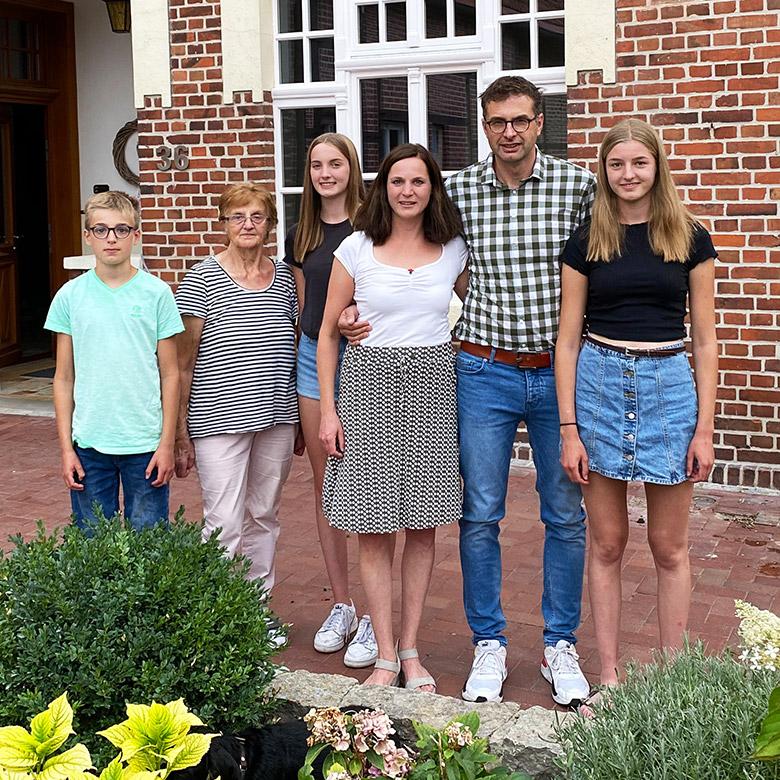 Familie Beckhove